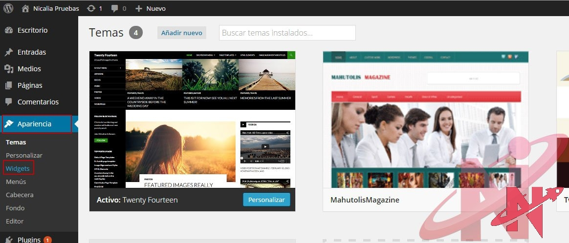 instalar-widget-wordpress