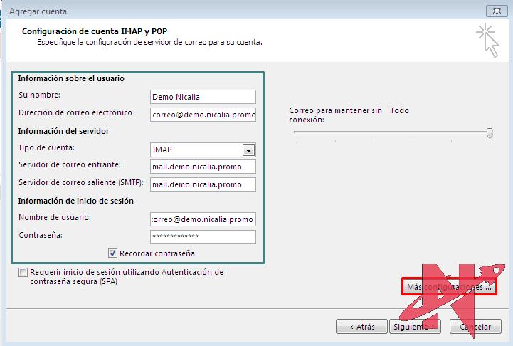 configuracion-del-servidor